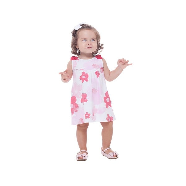Pulla Bulla Baby Girls' Dress Sleeveless Floral Sundress