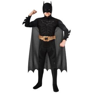 Child Light Up Batman Costume