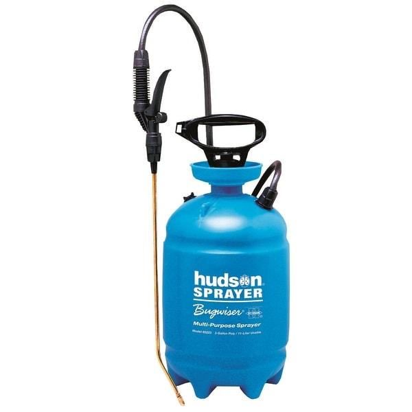 Hudson 65223 Bugwiser Poly Sprayer, 3 Gallon