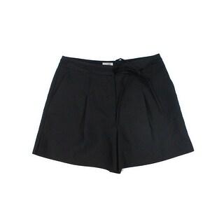 Grey By Jason Wu NEW Black Womens Size 12 Bermuda Walking Wool Shorts