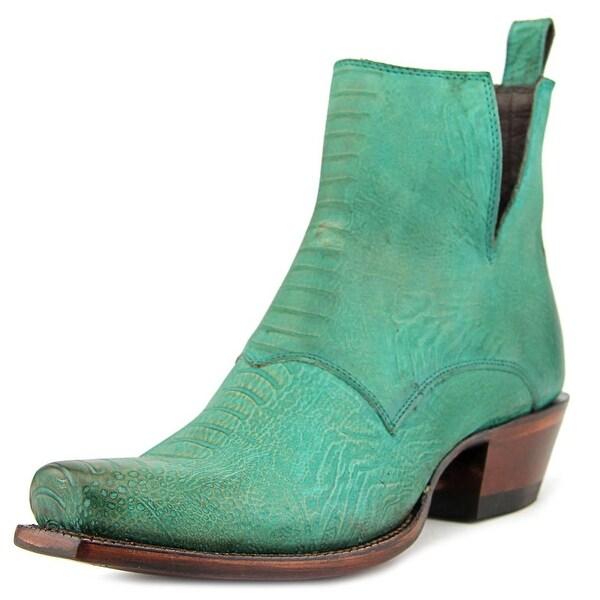 Nocona Dakota Bootie Women Turquoise Boots