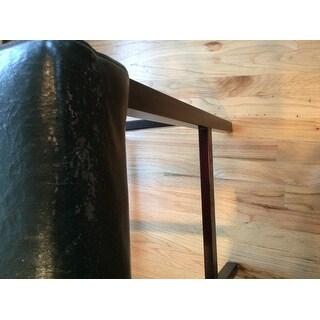 Shop Jasper Laine Cosmopolitan Black Leather Counter