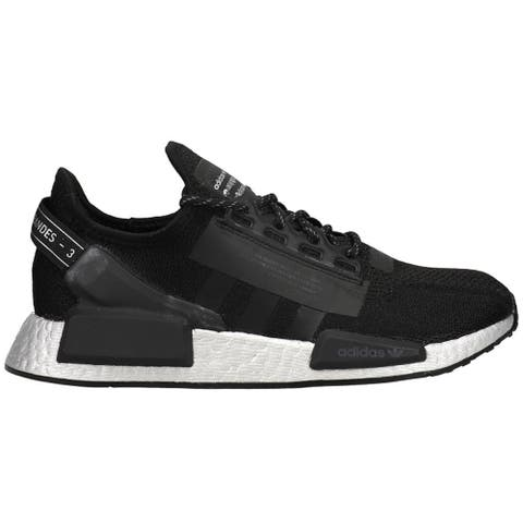 adidas Nmd_R1.V2 Lace Up Womens Sneakers Shoes Casual - Black