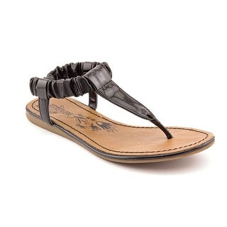 Kenneth Cole Reaction Same Float Youth Open Toe Synthetic Sandals