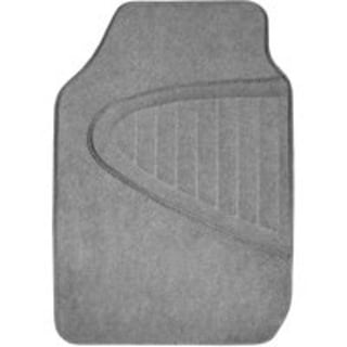 Auto Expressions CN1404-GREY Car Floormat, Gray
