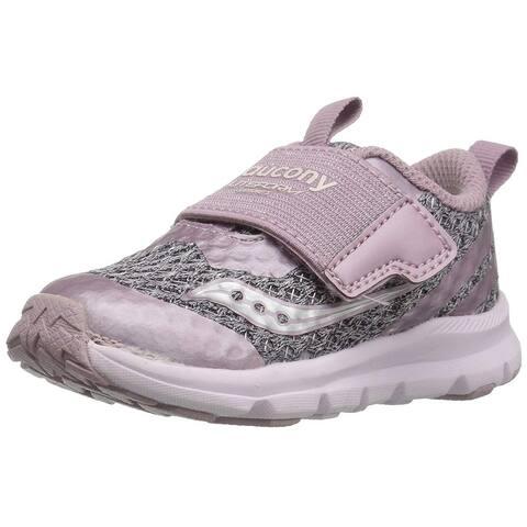 Saucony Girls Baby Liteform Sneaker