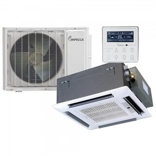 Impecca ISMI-C24S 22000 Cassette Split Unit Set Air Conditioner