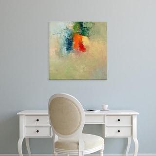 Easy Art Prints Mark Dickson's 'Jitterbug' Premium Canvas Art