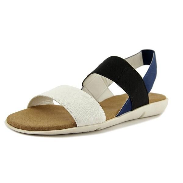A2 By Aerosoles Savant Women Open Toe Synthetic White Sandals