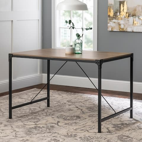 Carbon Loft Edelman 48-inch Angle Iron Dining Table