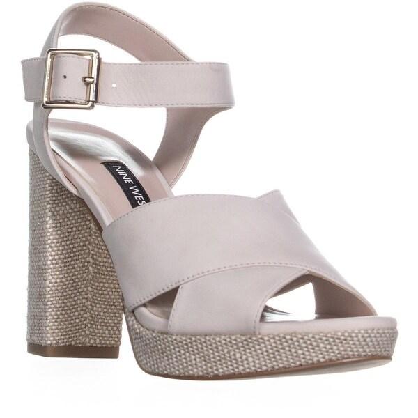 82a199c1fc2 Shop Nine West Jimar Block Heel Ankle Strap Sandals