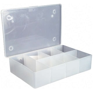 "Deep Floss Caddy 7 Compartments-4.5""X7""X1.5"""