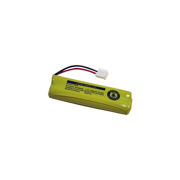 Replacement For VTech BT18443 Cordless Phone Battery (500mAh, 2.4v, NiMH)