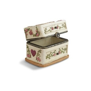 Boyds Mother's Day Treasure Box with Hattie Bloominlove
