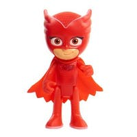 "PJ Masks Light Up 3"" Figure: Owlette - multi"