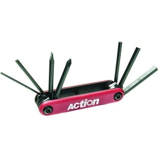 Action 3-4-5-6mm/screwdriver tool multi tl0114