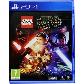 Warner Brothers - 1000591527 - Lego Sw Force Awakens Ps4