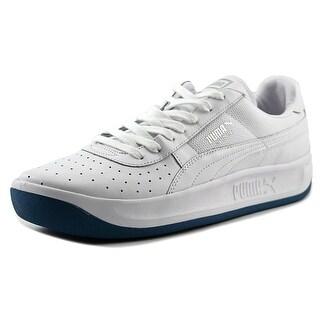 Puma GV Special Coastal Round Toe Leather Sneakers