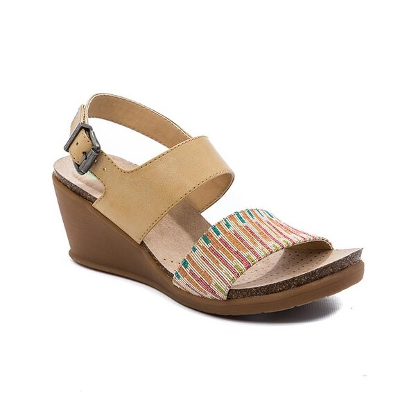 Baretraps Nadean Women's Sandals & Flip Flops Auburn