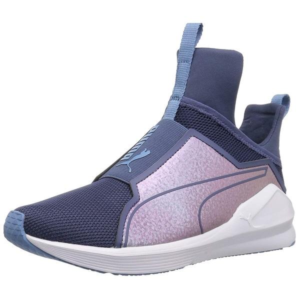 Shop PUMA Kids' Fierce Clrshift Sneaker