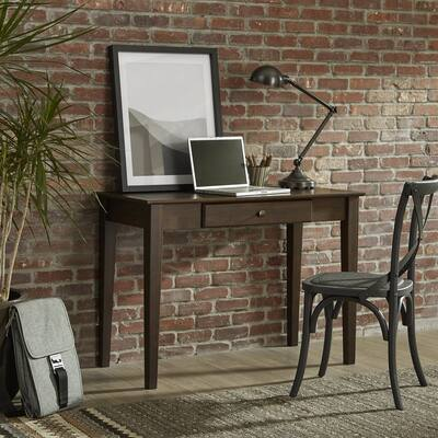 Grain Wood Furniture Shaker Desk