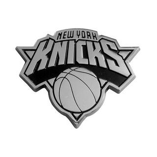 "NBA - New York Knicks Emblem - 2.5"" x 4"""