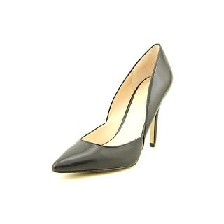 Charles By Charles David Parker Women Pointed Toe Leather Black Heels