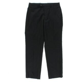 Calvin Klein Mens Wool Slim Fit Dress Pants - 34/30