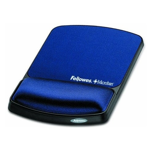 Fellowes, Inc. - Gel Wrist Rest & Mousepad W/Microban