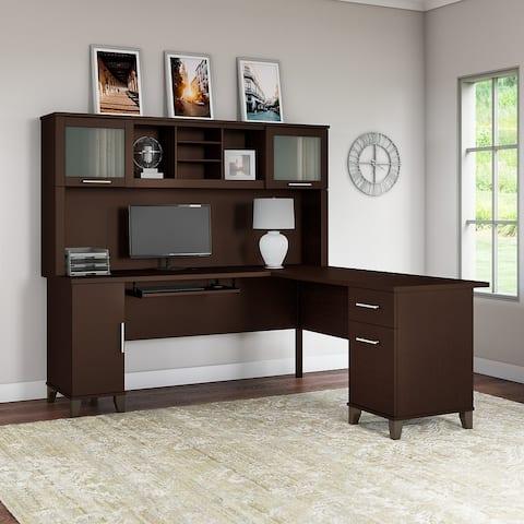 Copper Grove Shumen 71-inch L-shaped Desk