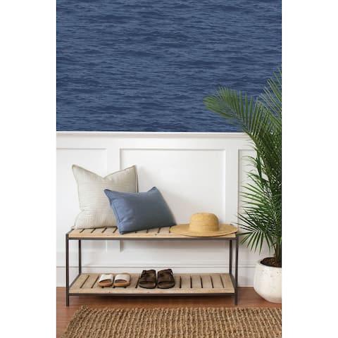 NextWall Serene Sea Peel and Stick Removabale Wallpaper