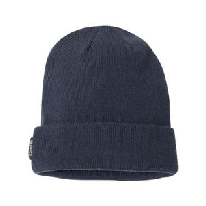 DRI DUCK Basecamp Performance Knit Beanie - Deep Blue - One Size