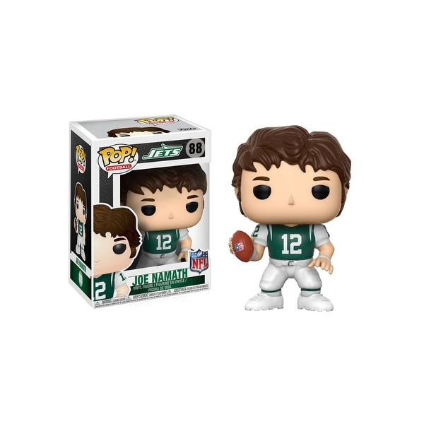 the latest 3e727 f3aff Pop! NFL Legends: Joe Namath (Jets)