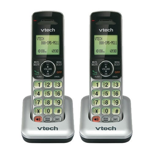 Vtech CS6409 (2 Pack) Extra Cordless Handset Phone for CS6419/CS6429/CS6428