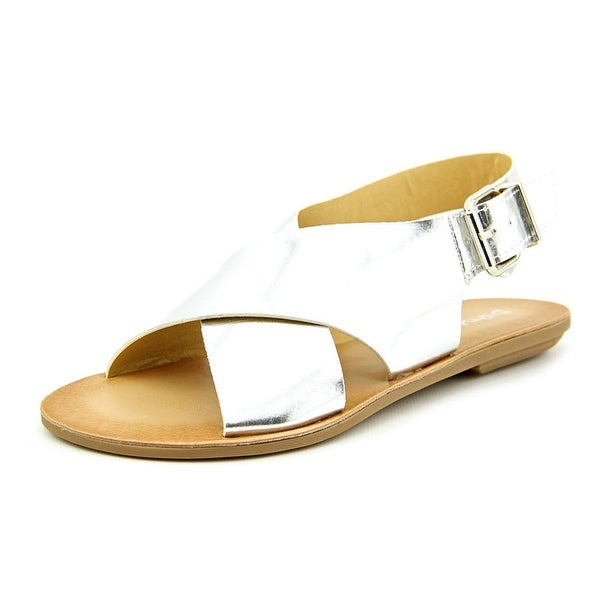 Dirty Laundry Beatbox Open Toe Synthetic Sandals