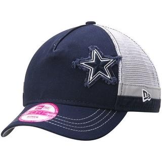 Dallas Cowboys Ladies Double Over Cap
