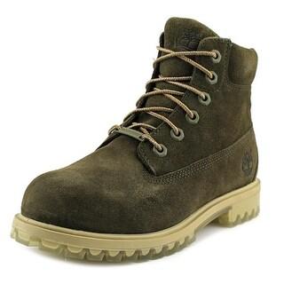 "Timberland 6"" Premium Round Toe Leather Boot"