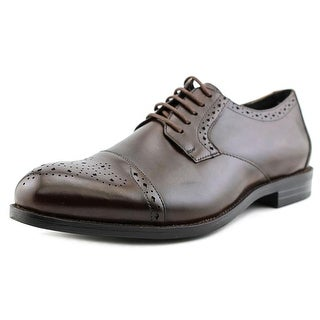 Stacy Adams Granville Round Toe Leather Oxford