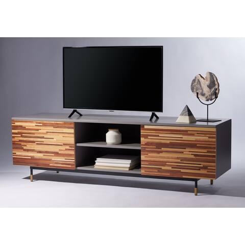 Safavieh Couture Daegan Mid-Century TV Stand