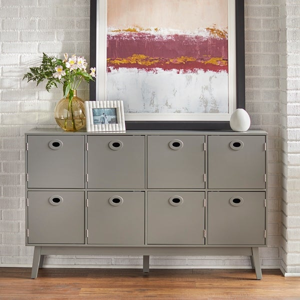 Simple Living Extra Large Jamie Cabinet. Opens flyout.