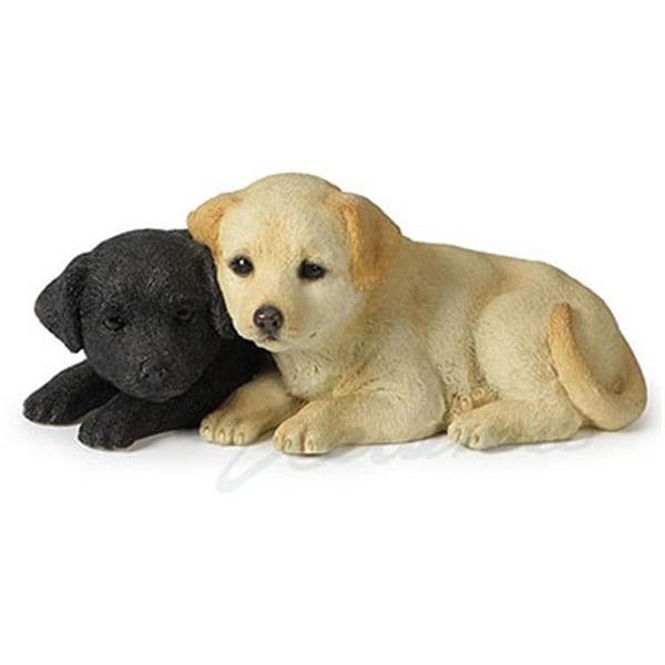 Shop Unicorn Studios Wu75436aa Labrador Puppies Decorative Statue