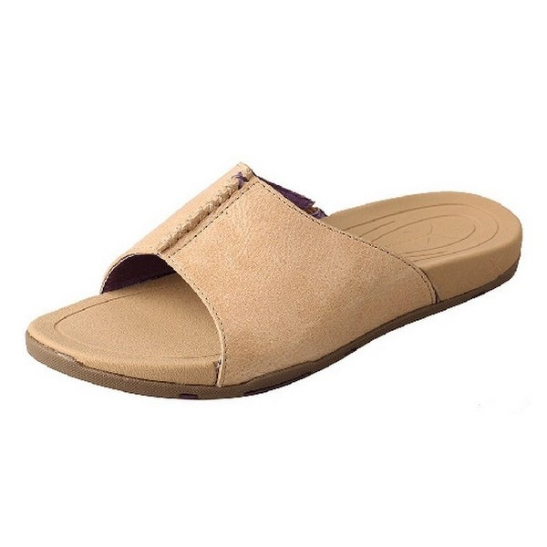 51f3b27e282a Shop Twisted X Casual Shoes Womens Slip On Slides Nude - Free Shipping  Today - Overstock - 27031435