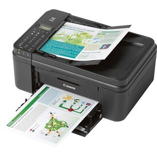 Canon MX492 Wireless All-IN-One Small Printer with Mobile or Tablet Printing, Airprint and Google Cloud Print Compatible - Black