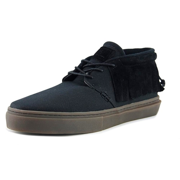 Clear Weather One-O-One Black/Gum Sneakers Shoes