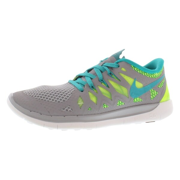 5123995b4b8 Shop Nike Free 5.0 Gradeschool Girl s Shoes - 6 M - On Sale - Free ...