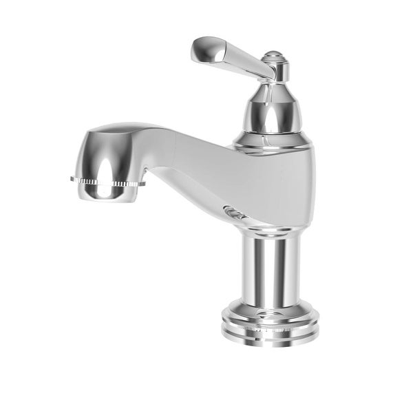 Shop Newport Brass 1623 Single Hole Bathroom Faucet With Pop Up
