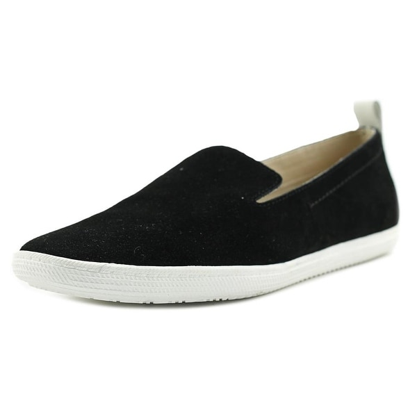Dolce Vita Skyler Women Round Toe Suede Black Loafer