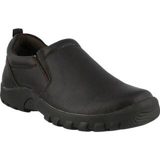 Spring Step Men's Beckham Brown Leather