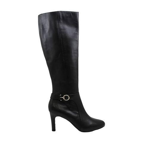Bandolino Womens BDLELLA Closed Toe Knee High Fashion Boots