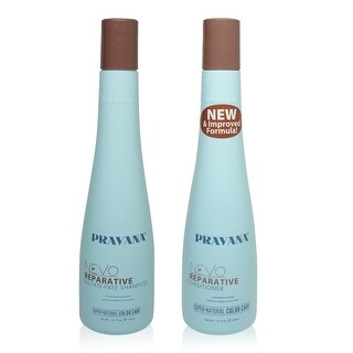 PRAVANA NEVO Repairative Shampoo and Conditioner 10oz Combo Pack